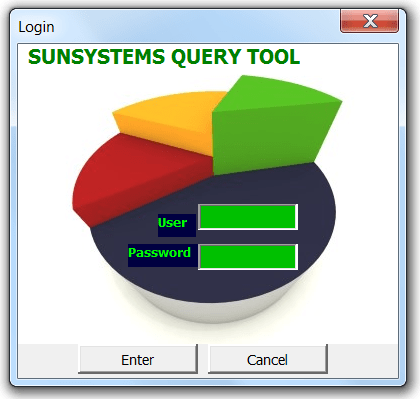 SunSystems Query Tool and Custom Reports