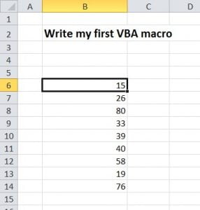 vba-macro-exercise