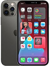 Apple iPhone 12 Pro specifications