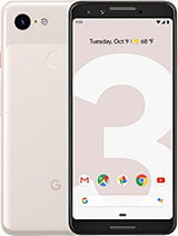 Google Pixel 3 specifications
