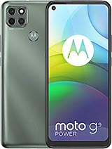 Motorola Moto G9 Power specifications