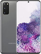 Samsung Galaxy S20 specifications