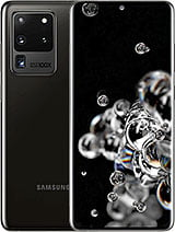 Samsung Galaxy S20 Ultra specifications